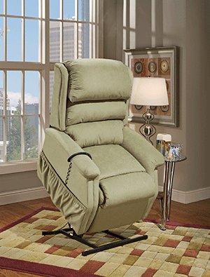 5053 Lift Chair Recliner By Med Lift