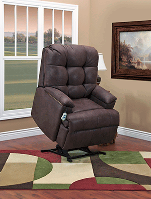 5600 Wall A Way Lift Chair Recliner By Med Lift